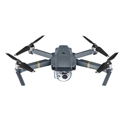 Buy Best DJI Mavic Pro Quadcopter Drone with 4K Camera and Wi-Fi Super Pack