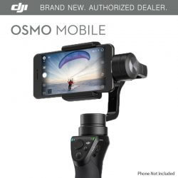 Buy Best DJI OSMO Mobile 3-Axis Gimbal System Stabilizer for Smartphones - Brand New