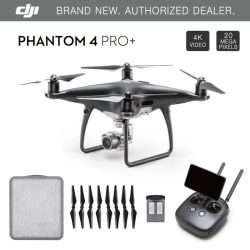 Buy Best DJI Phantom 4 PROFESSIONAL Model Quadcopter - OBSIDIAN Edition + SCREEN