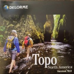 Buy Best DeLorme Topo North America 10.0 Brand New and Sealed!