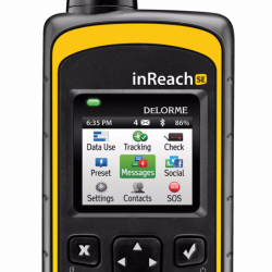Buy Best DeLorme inReach SE Two-Way Satellite Communicator & GPS Tracker New In Box