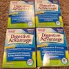 Digestive Advantage Probiotics Constipation Formula 30 Capsules (Pack of 4) 8/17