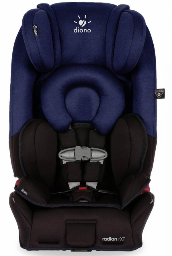 Buy Best Diono Radian RXT Black Cobalt Convertible Booster Folding Child Safety Car Seat