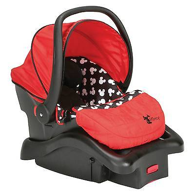 Buy Best Disney® Mickey Mouse Light 'N Comfy Luxe Infant Car Seat - Mickey Silhou...