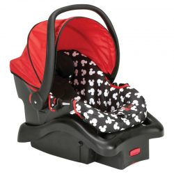 Disney® Mickey Mouse Light 'N Comfy Luxe Infant Car Seat - Mickey Silhou...