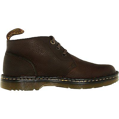 Dr. Martens Men's Sussex Ankle-High Leather Boot