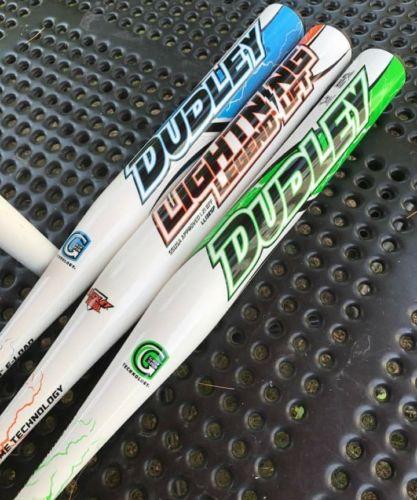 Dudley Lightning Legend LIFT 2018 New Senior Softball Bat