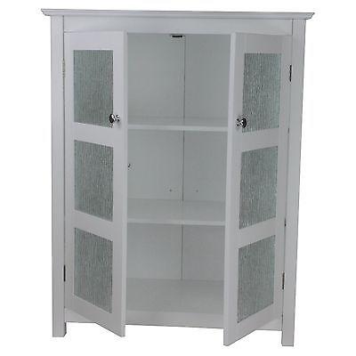 Buy Best Elegant Home Fashions Connor 2 Door Floor Cabinet, White