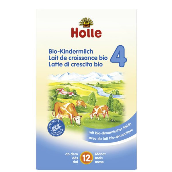 Buy Best *FREE PRIORITY MAIL* Holle stage 4 Organic Formula 12/2018, 600g, 3 BOXES