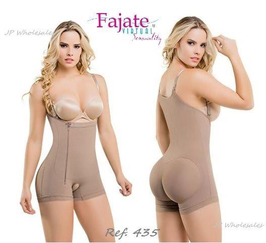 Buy Best Fajate Fajas Colombianas Levantacola Powernet Post-Surgery/Post-Pregnancy Girdle