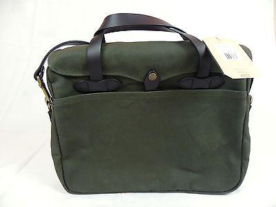 Buy Best Filson Original Briefcase Otter Green 70256