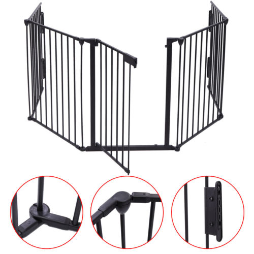 Buy Cheap Fireplace Fence Baby Safety Fence Hearth Gate