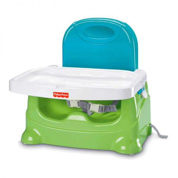 Buy Best Fisher-Price Healthy Care Booster Seat, Green/Blue