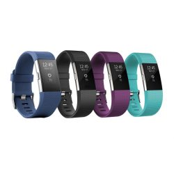 Buy Best Fitbit Charge 2 Heart rate + Fitness Wristband Large and Small Size