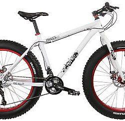 Buy Best Framed Minnesota 2.0 Fat Bike White/Red