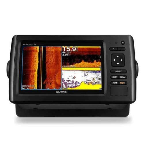 Buy Best GARMIN echoMAP 73sv Chartplotter Sonar Fishfinder CV40-TM Xducr 010-01795-01 NEW
