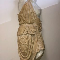 Buy Best GREEK Roman  MARBLE Resin TORSO OF Nude Female 500-300 BC Wall Hanging