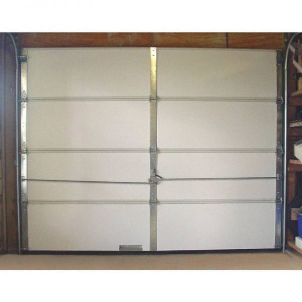 Garage Door Insulation 8 Panels Kit Polystyrene Foam Moisture Water Resistant