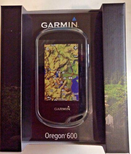 "Garmin Oregon 600 3"" Touchscreen Handheld GPS Navigator Brand New"