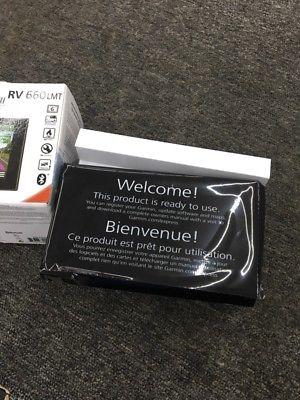 "Garmin RV 660LMT 6"" GPS w/ Built-In Bluetooth, Lifetime Map Updates (1130770552)"