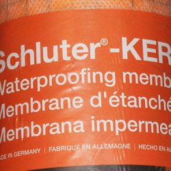 Buy Best Genuine Kerdi Waterproof Membrane Schluter 108 Sq Ft  New in Packaging
