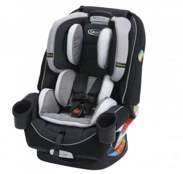 Buy Best Graco 4Ever All-In-One Convertible Car Seat - Tone - BRAND NEW NIB