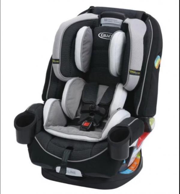 Buy Best Graco 4Ever All-In-One Convertible Car Seat (Tone) - Brand New and Sealed!