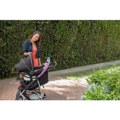 Buy Best Graco LiteRider Click Connect Toddler Baby Stroller w/ Adjustable Harness, Kyte