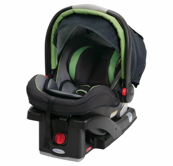 Buy Best Graco SnugRide 35 LX Infant Car Seat with Safety Surround Protection Lucky