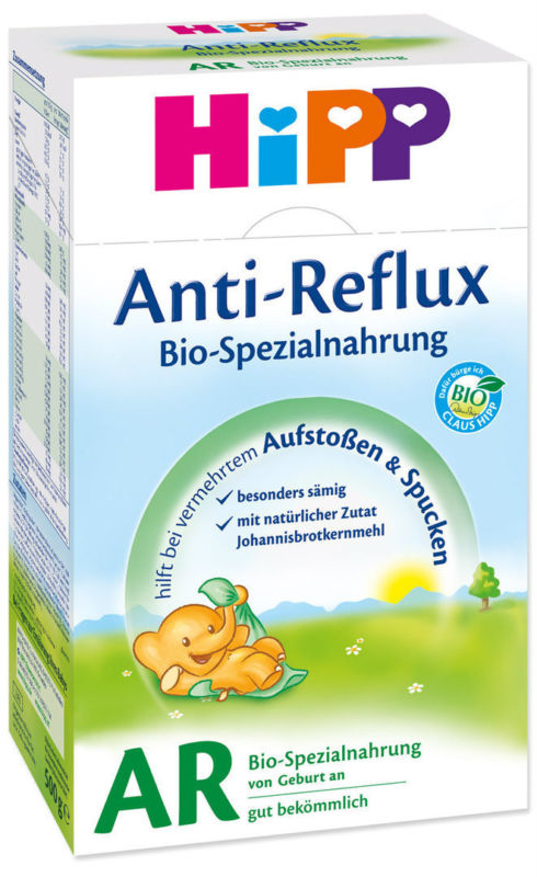 Buy Cheap Hipp Organic Anti Reflux Baby Formula 4 Pack