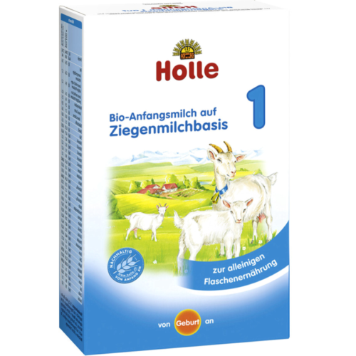 Holle Organic Goat Milk Baby Formula - Stage1 - 3Pack - FREE Shipping