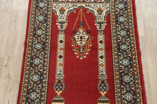 "Impressive 3X5 Anatolian Oriental Persian Area Rug Geometric Carpet 4'10"" X 3'1"""