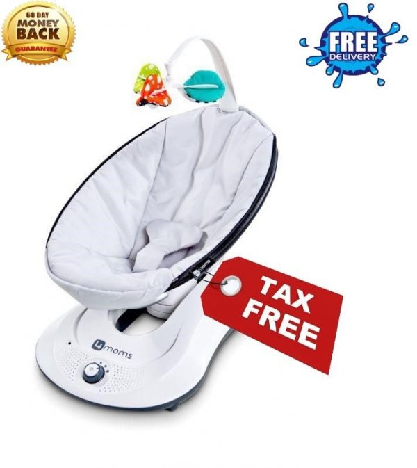 Buy Best Infant Washable Seat Fabric Swing Rockaroo Removable Baby Basket ,Classic Grey