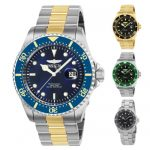 Invicta Pro Diver Mens Watch - Choose color