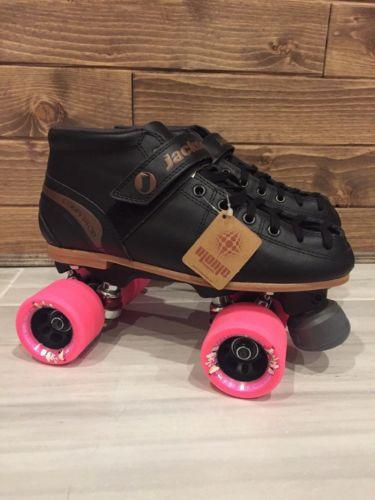 Buy Best Jackson Competitor Fugitive Derby Skates Men Size 7.5 Women 8.5