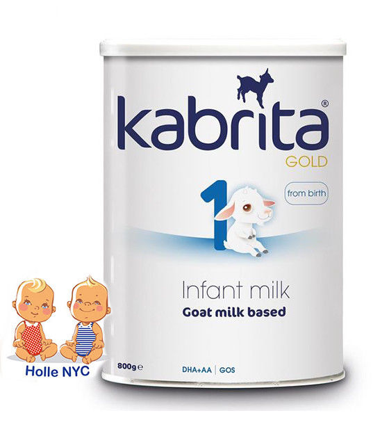 KABRITA Infant Formula Goat Milk 800g 07/2018 FREE PRIORITY MAIL