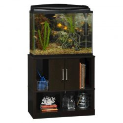 Buy Best Laguna Tide 29-37 Gallon Aquarium Stand - Black Forest - Altra