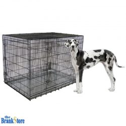 Buy Best Large Dog Crate XXL Kennel Extra Big Folding Pet Wire Cage Huge Breed Size