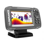 Buy Best Lowrance HOOK2-4x GPS Bullet Fishfinder Plotter & Transducer 000-14014-001
