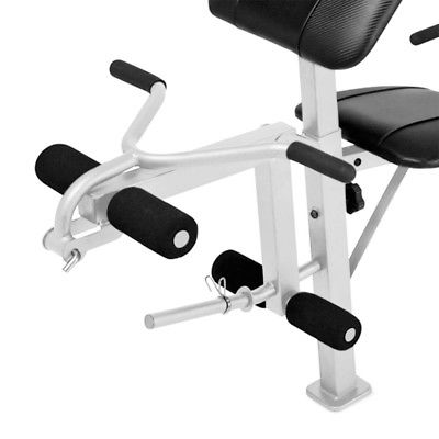 Marcy Diamond Elite Classic Multipurpose Home Gym Workout Lifting Weight Bench