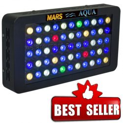 Buy Best MarsAqua Dimmable 165W LED Aquarium Light Full Spectrum Reef Coral Marine Tank