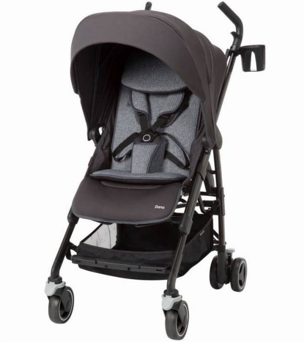 Buy Best Maxi Cosi Dana Stroller Special Edition Shadow Grey Sweater Knit Free Shipping!