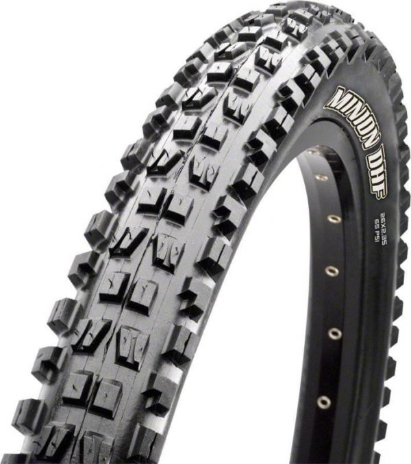 Maxxis Minion DHF 27.5x2.5 60tpi Dual Compound EXO Wide Trail, Tubeless Ready