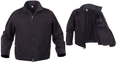 Buy Best Men's Lightweight Concealed Carry Jacket - Black Tactical Coat by Rothco