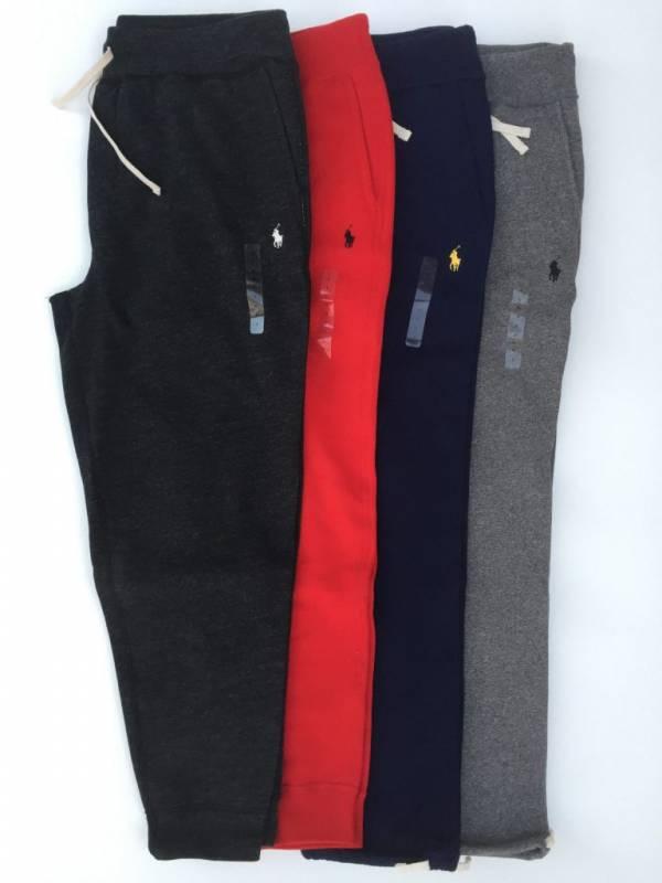 Buy Best Men's POLO Ralph Lauren SWEATPANTS Fleece Lining Jogger Lounger Pants S-2XL
