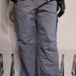 Mens S-M-L-XL-XXL Columbia Bull Lake Insulated Waterproof Snow Ski Pants - Gray