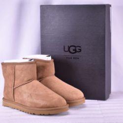 Men's Ugg  1002072/CHE Classic Mini Boots Chestnut