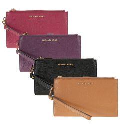 Buy Best Michael Kors Adele Smartphone Wristlet MK32T7GAFW4L - Choose color