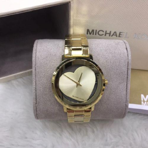 Buy Best Michael Kors MK3623 Women's Jaryn Gold-Tone Watch