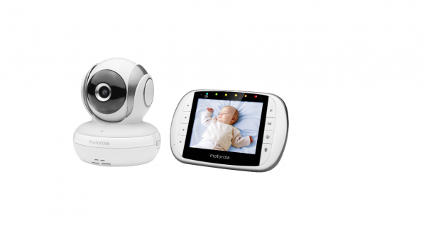 Buy Best Motorola MBP33S Wireless Video Baby Monitor with 2.8-Inch Color LCD